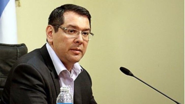 """Presupuesto 2019: Ocampo le respondió a Nikisch por sus dichos """"en clave electoral"""""""