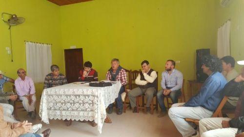 Miraflores: gobierno y municipio trabajan para el desarrollo de los pequeños productores