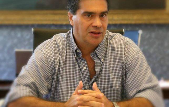 Capitanich marca la cancha en el PJ chaqueño y habla de un » posible» acuerdo con Massa
