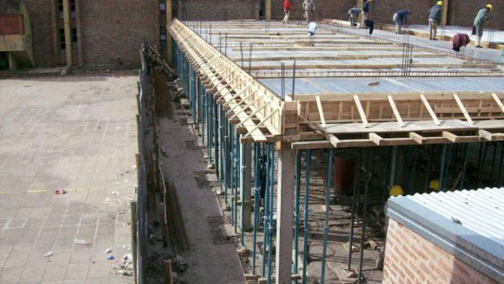 Cayó 17,3% en octubre la venta de insumos para la construcción