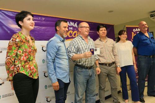"""""""Ganá de local"""": Rey destacó el esfuerzo del Gobierno para dinamizar la economía local"""