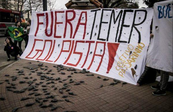 """Macri, Temer y una """"identidad de posiciones"""" 1"""