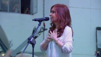 Piden sesión especial para tratar el desafuero de Cristina Kirchner