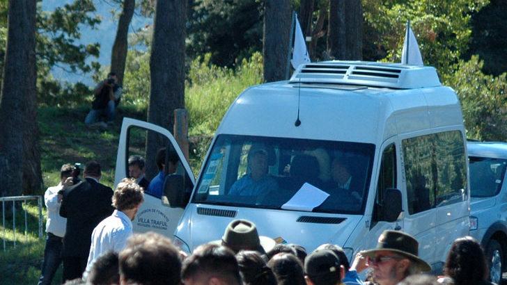 Detuvieron a siete personas por un nuevo ataque a Macri