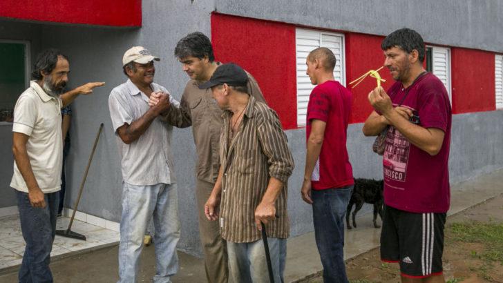 El Municipio y el MTD 'Hambre Cero' habilitaron la casa social Papa Francisco