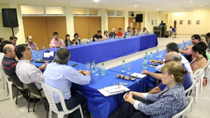 Confeccionan el Plan Estratégico para el reordenamiento territorial