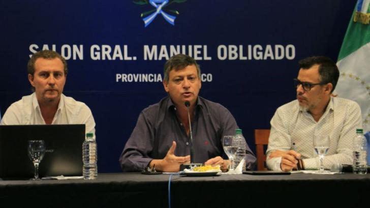 Presentaron avances para potenciar las características ambientales, productivas y turísticas del Humedal Chaco