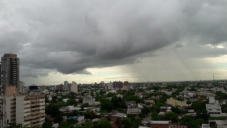 Se avecinan lluvias y tormentas
