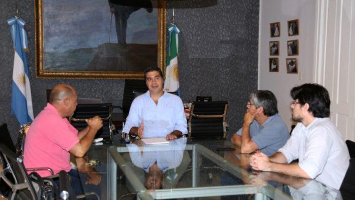 Capitanich y el Sindicato de Prensa del Chaco analizaron la situación actual que vive este sector