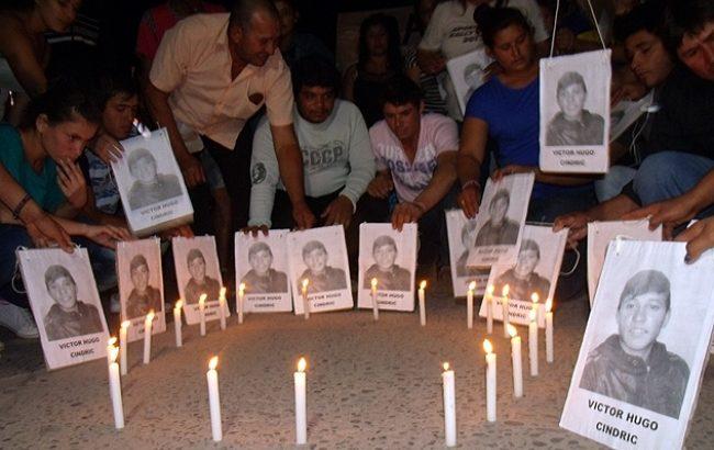 Celebran las condenas ejemplares por el caso Cindrich