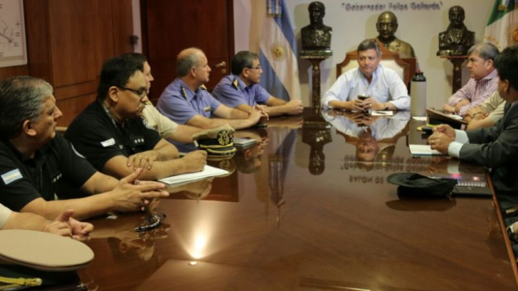 Las fuerzas de seguridad fortalecen acciones para luchar contra el narcotráfico