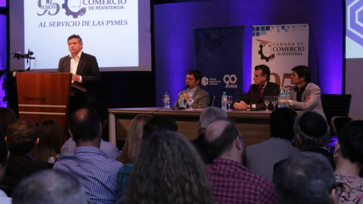 """Alfredo González: """"El Gobierno acompaña a la Cámara de Comercio y a la Federación Económica"""""""