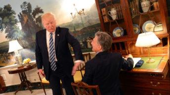 G20: Trump llega en la mañana del viernes