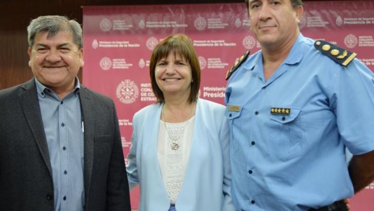 Fuerzas federales y provinciales coordinarán operativos contra el narcotráfico en la frontera