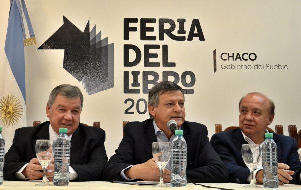 Se presentó la Feria del Libro Chaqueño en Buenos Aires