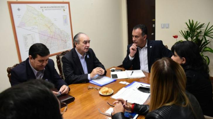 GNEA: Gobierno, Municipio y Parlasur reclamarán por la paralización de la obra