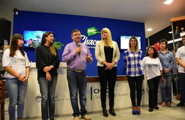 """Peppo habilitó un nuevo punto de venta de """"Chaco Produce"""" 1"""