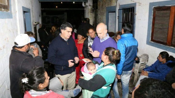 El Municipio coordinó la ejecución de trabajos en los barrios Villa Odorico, Los Teros y Lote 202