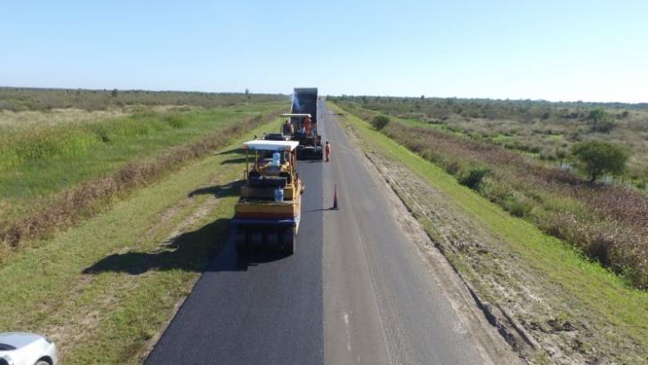 Finalizan los trabajos en la ruta provincial Nº 90