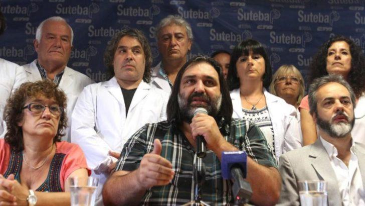 Vidal no da respuestas y los docentes van a un paro por 72 horas