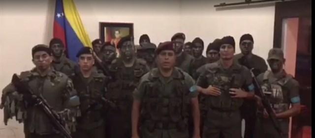 Venezuela: a la crisis, se le sumó un levantamiento militar