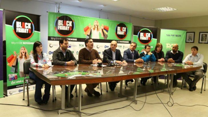 El municipio renueva su apuesta al desarrollo comercial con el Black Friday y la Semana Verde