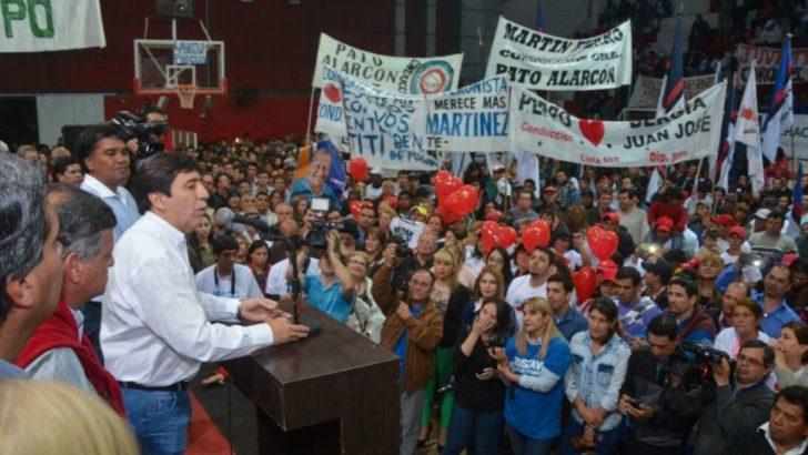 En Villa Ángela, Gustavo Martínez pidió unidad del Frente Chaco Merece Más