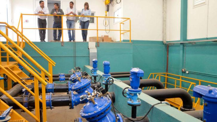 Laguna Limpia: Sameep avanza con el acueducto para siete localidades del interior
