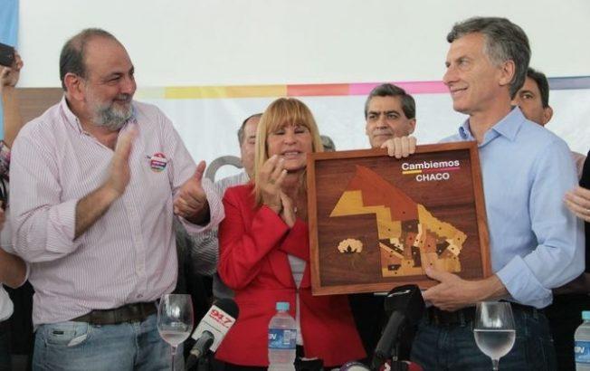 Macri vuelve al Chaco para apuntalar la campaña de Cambiemos