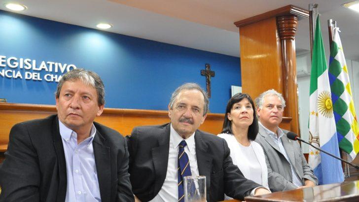 A 34 años de la recuperación de la democracia, Diputados homenajearon a Raúl Alfonsín