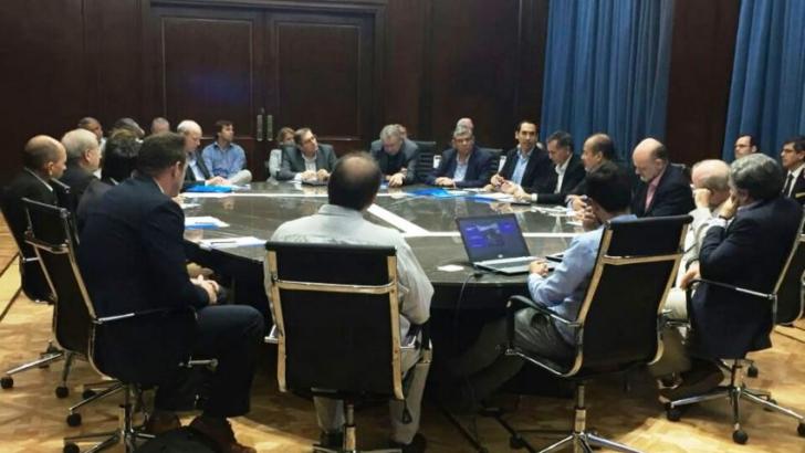 Chaco participó en la exposición de funcionarios nacionales sobre la reactivación del Belgrano Cargas
