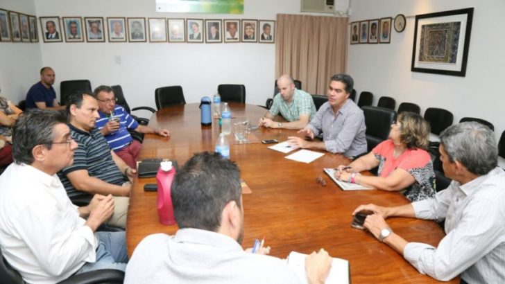 El Foro Permanente de Cuencas Hídricas y Capitanich analizaron un plan para recuperar 10 lagunas