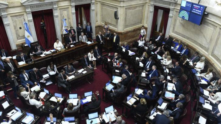 Senadores se aprestan a una de sus últimas sesiones extraordinarias del año