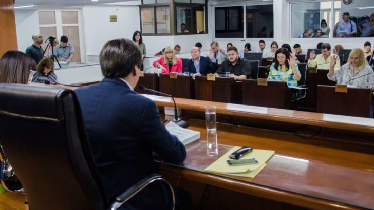 Sesión del Concejo: cámaras de seguridad en boliches y prohibición de carteles proselitistas