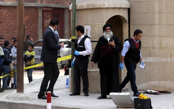 Egipto: mueren 10 personas en un ataque a una iglesia