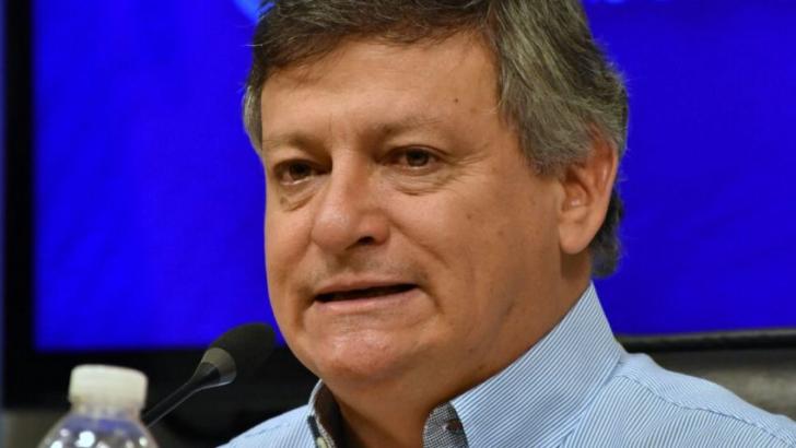 Hora de cobrar: Peppo destacó las obras incluidas en el Presupuesto 2018