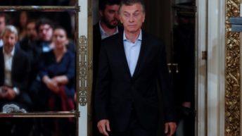 Imperdible: Macri hace un balance de gestión por cadena nacional