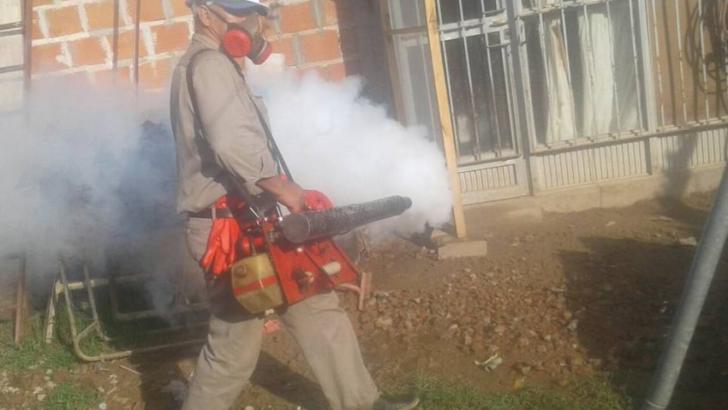 Dengue: un caso probable registrado en Sáenz Peña
