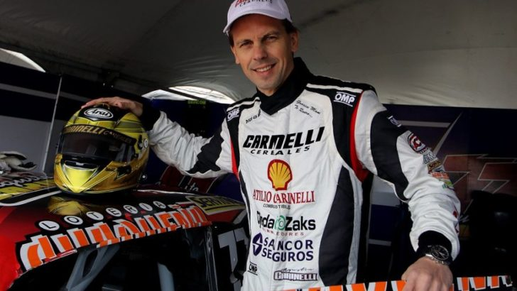 Carinelli arranca el año deportivo en el TC Mouras