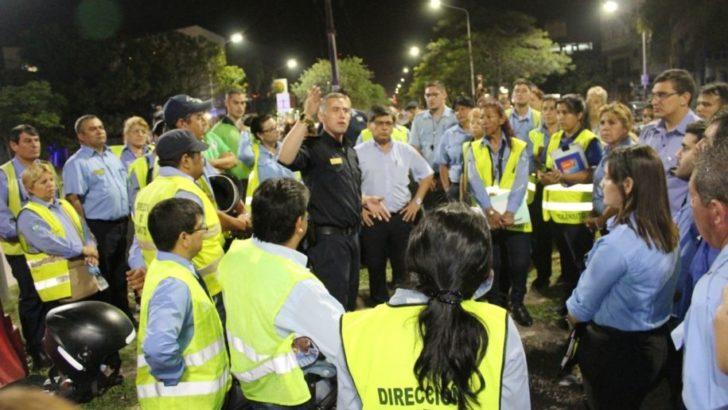 El municipio continúa con los operativos de tránsito, transporte y ruidos molestos