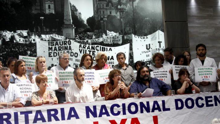 El 4 de abril, Ctera vuelve a la carga con un paro nacional