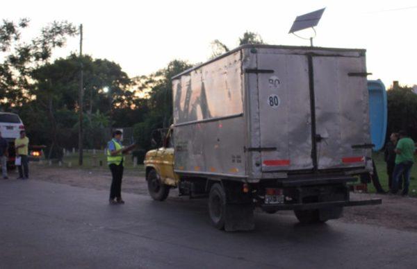 Controles de tránsito del fin de semana: se secuestraron 44 vehículos 1