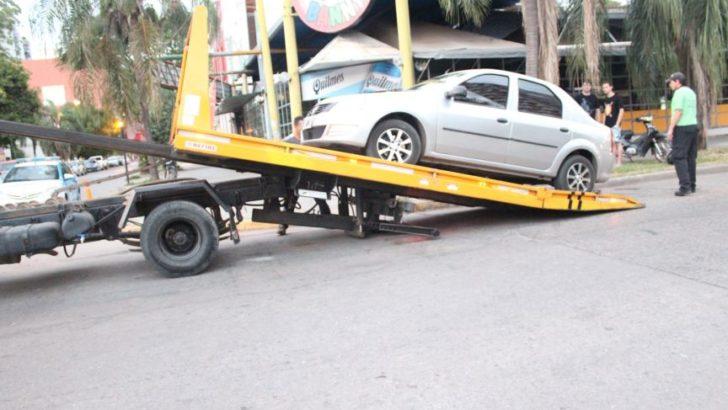 Controles de tránsito del fin de semana: se secuestraron 44 vehículos