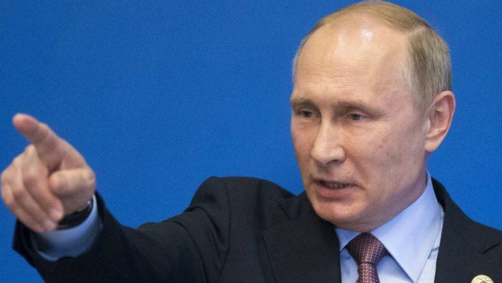 Guerra tibia: Moscú expulsó a 60 diplomáticos de EEUU y cerrará el consulado de San Petersburgo
