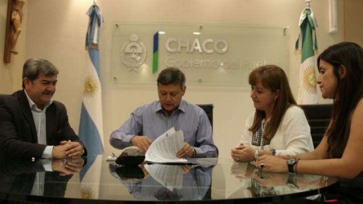 """Oficina anticorrupción: para Nievas es para """"garantizar la transparencia del Estado"""""""