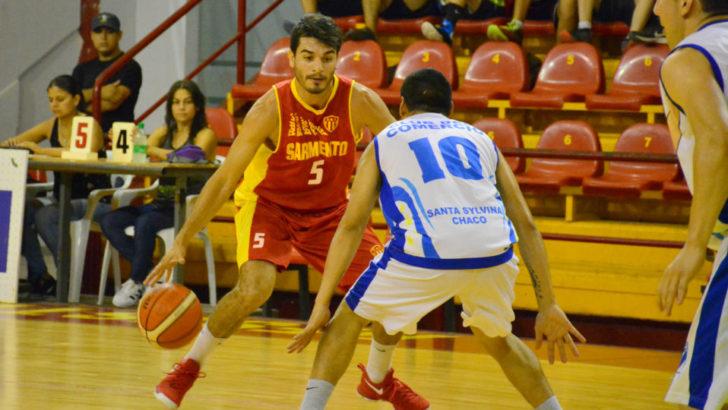 Provincial de básquetbol: Sarmiento recibe a Regatas