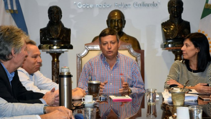 Tras el escándalo, Peppo recibió el apoyo de diputados justicialistas