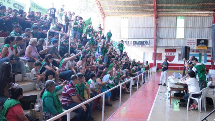 ATE Chaco realizó su asamblea anual de afiliados y afiliadas en Resistencia