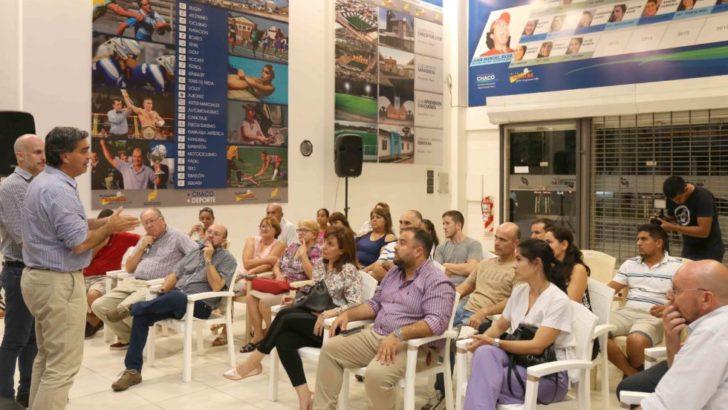 Barrio Colussi: los vecinos se interiorizaron sobre el sistema de financiamiento compartido para obras de pavimento urbano