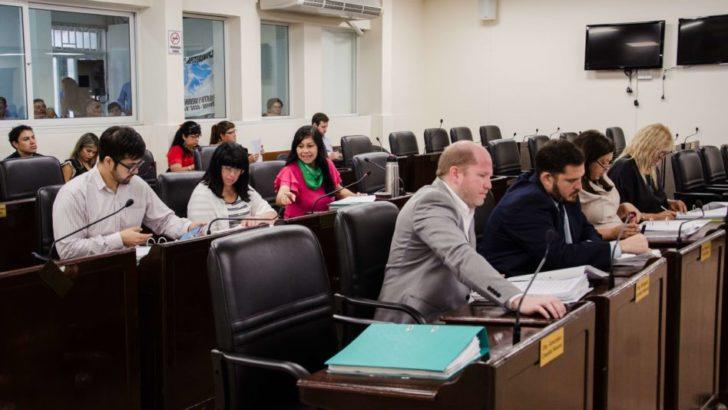 Concejo: aprobaron el cronograma de audiencias públicas para los meses abril, mayo y junio